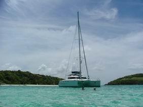 Karibische Träume / 2007-07 – die Windwards