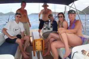 Meilentörn Fb. 4 BVIs – Bermudas / 2011-05 – Impressionen 2